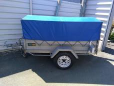 ARTILOC: Remorque bagagère 750kg bâchée
