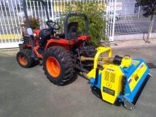 ARTILOC : Location de tracteur avec accessoires