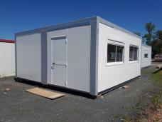 ARTILOC: Location d'espaces modulaires - bungalows - abri de chantier
